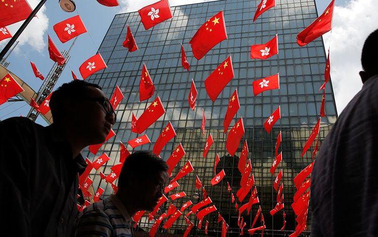 IT-страны: Гонконг